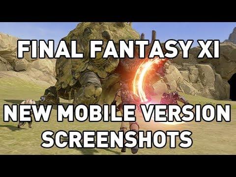 May FFXI mobile news/pics — MMORPG com Forums