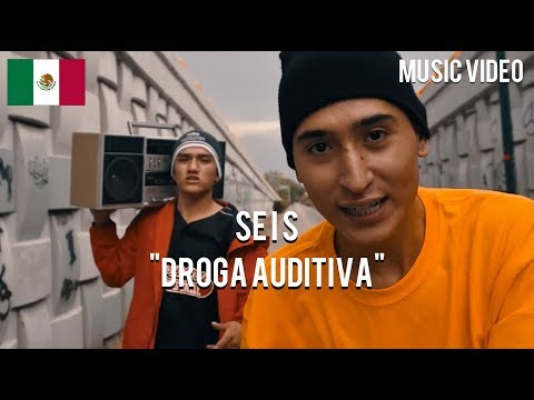 Seis - Droga Auditiva ( Feat. DJ Doom Deca ) [ Music Video ]