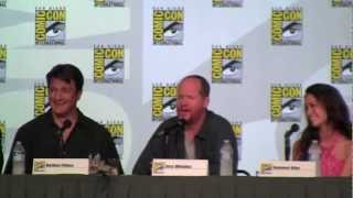 Convention Comic Con 2012 - Série Firefly
