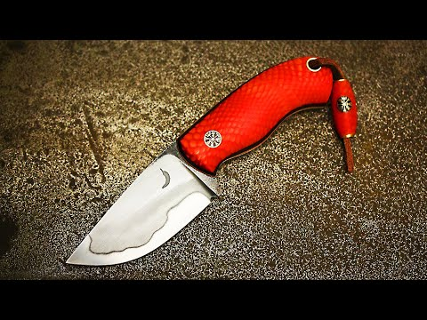 Trollsky - a birth of a small knife