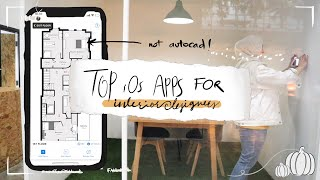 Top IOS Apps For Interior Designers (Planning, Inspiration And More!)