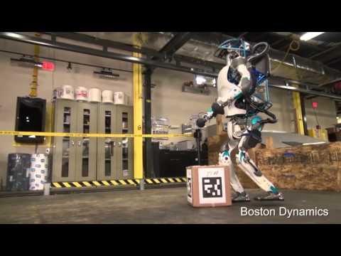 Boston Dynamics Happy Imperial March Robot