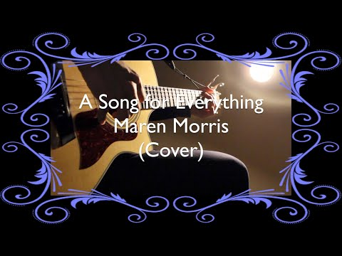 Maren Morris - A Song For Everything (Cover By AlbatoLuce)