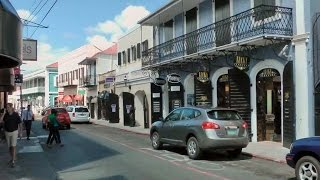 preview picture of video 'Charlotte Amalie, St. Thomas, USVI'