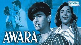 Awara 1951  Hindi Full Movie  Raj Kapoor  Nargis  Prithviraj Kapoor