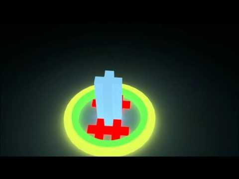 Blender 2 62 Real-time Audio Visualization - смотреть онлайн