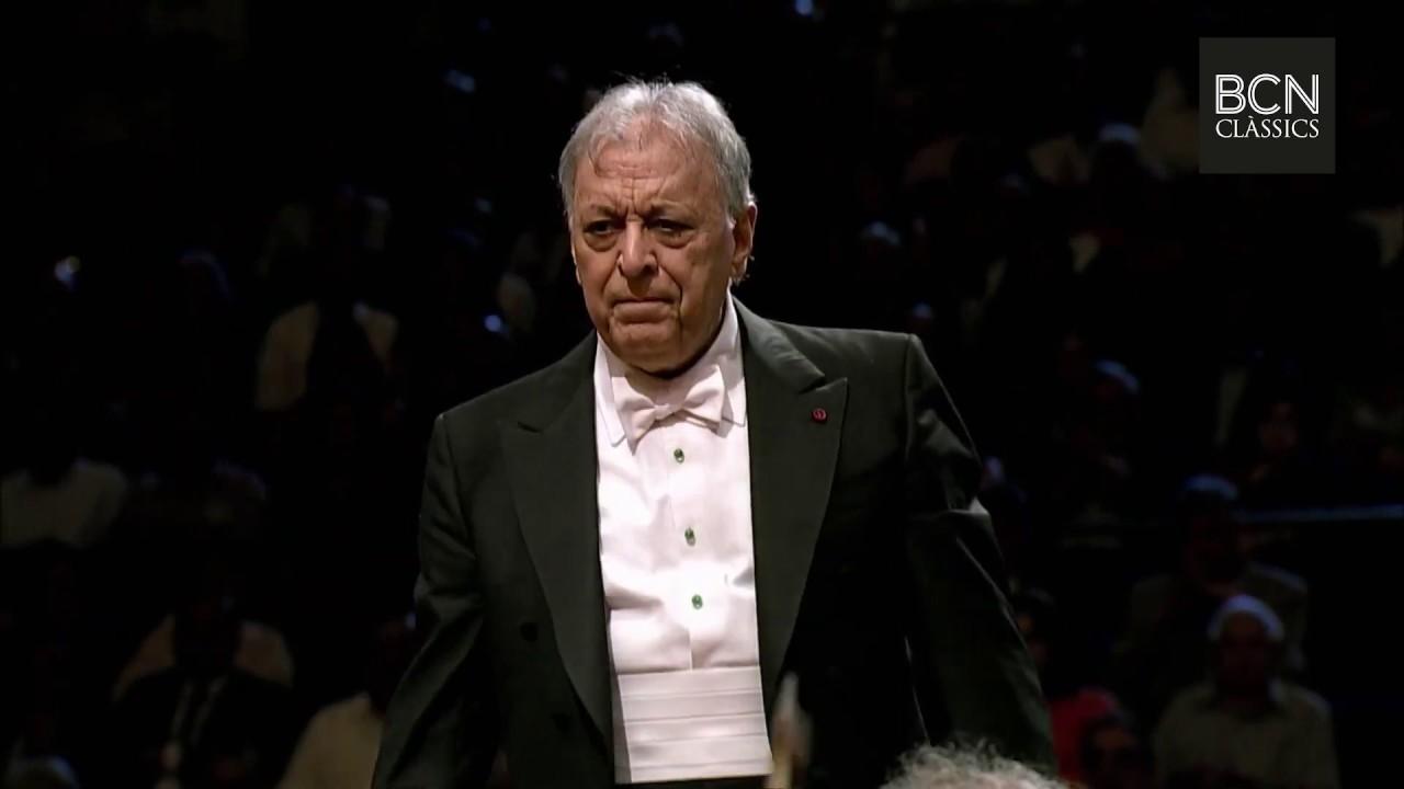 Filharmònica d'Israel i Zubin Mehta