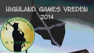 1. Highland Games Vreden 2014