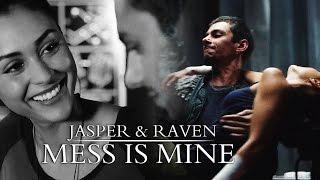 Jasper & Raven- Mess is Mine