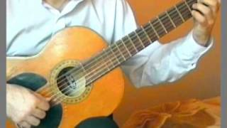 """""""Букет"""" А.Барыкина на гитаре, аранжировка"""