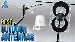 10 Best Outdoor Antennas 2018
