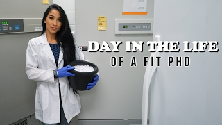 Day in the Life of a PhD (Cancer Research)   My Glute Training