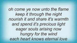 Trisha Yearwood - The Flame Lyrics