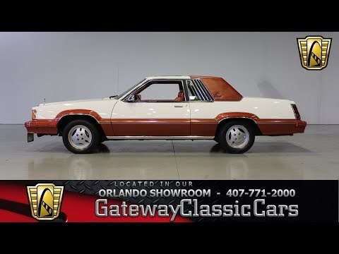Video of '80 Cougar - MZFD