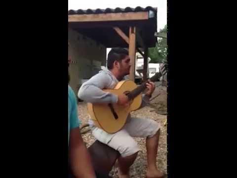 Gipsy King - A mi manera (My Way) guitar