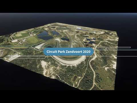 Image: Watch: Animation of all changes Zandvoort has to undergo to host Dutch Grand Prix!