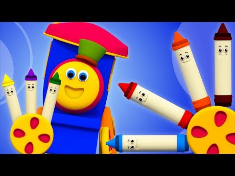 How Colors Mix | Learning Street With Bob | Learning Videos For Toddler| Children Video by Kids Tv