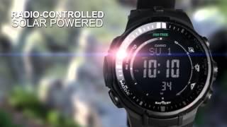 CASIO PROTREK PRW-3000 product video