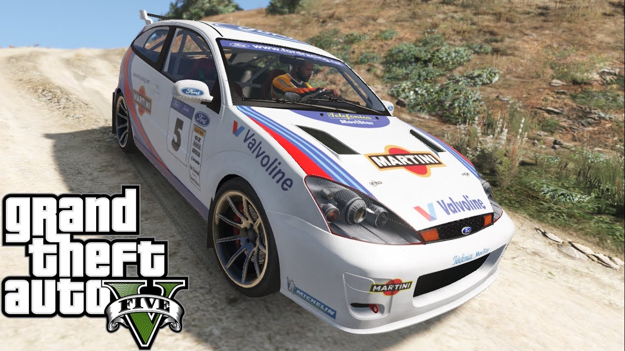 ford focus svt rally 2003 add on tunings parts gta5. Black Bedroom Furniture Sets. Home Design Ideas