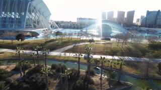 preview picture of video 'Parrot Bebop - A trip in Spain'