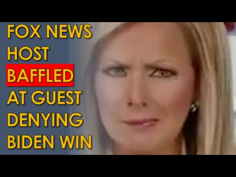 "Fox News' Sandra Smith SHOCKED by Cleta Mitchell denying Joe Biden Win: ""WHAT IS HAPPENING?"""