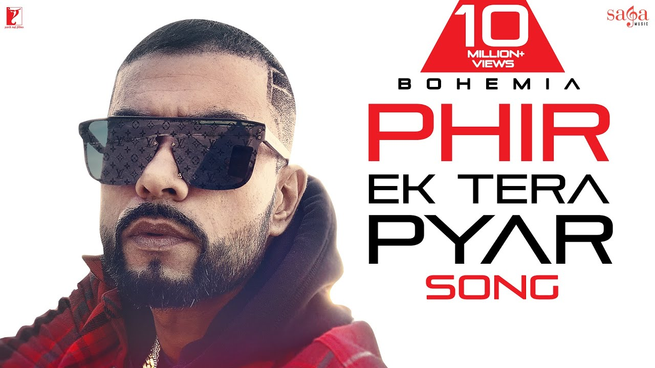 Phir Ek Tera Pyar | Bohemia | Ft | Devika | Official Music Video | New Hindi Punjabi Song 2020 - Bohemia & Devika Lyrics