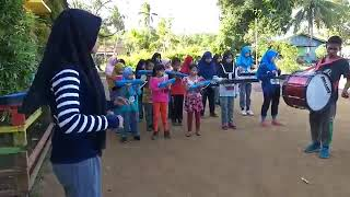 preview picture of video 'Latihan drumband SDN 013 Tana Tidung'