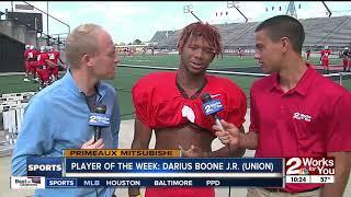 POTW: Darius Boone, Jr.