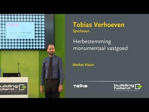 Tobias Verhoeven - Herbestemming van monumentaal vastgoed