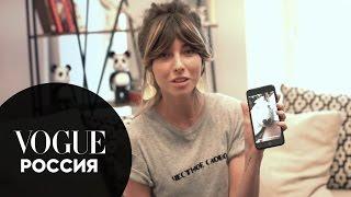 Что в сумке у дизайнера Юлии Калманович?