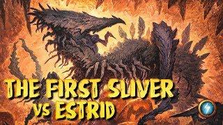 Jolt - Commander - The First Sliver vs Estrid, the Masked