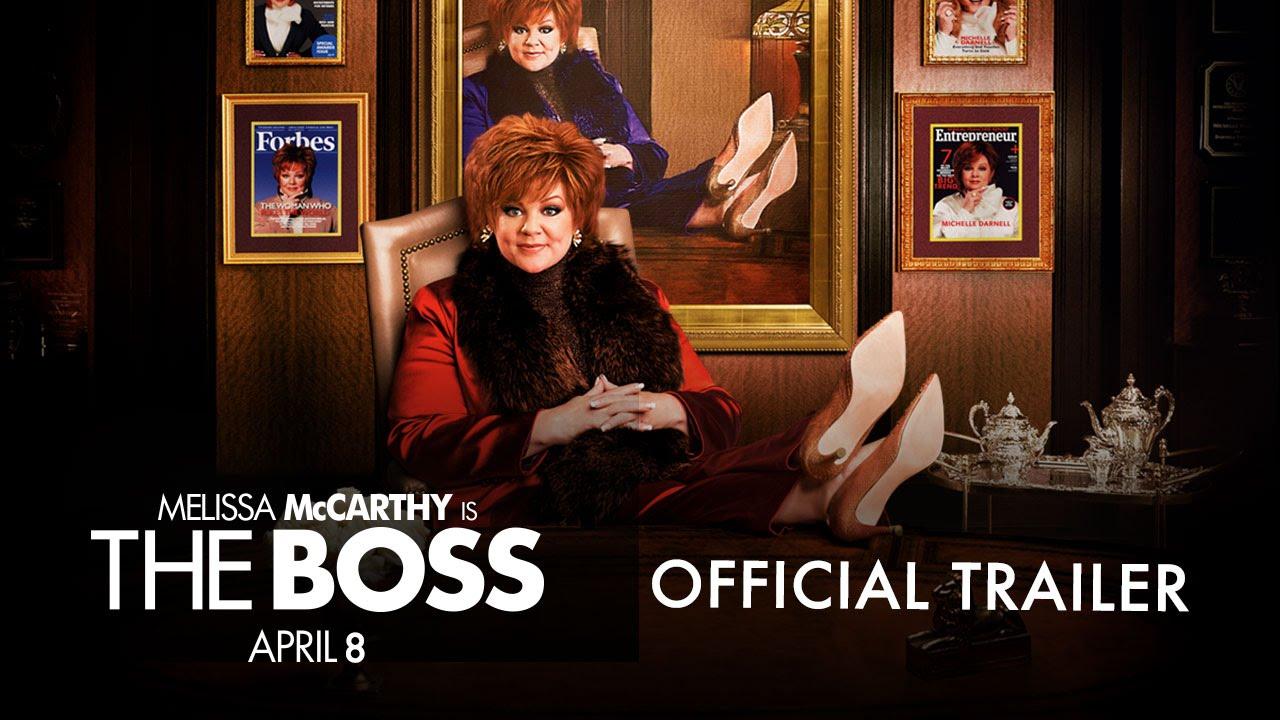 Trailer för The Boss