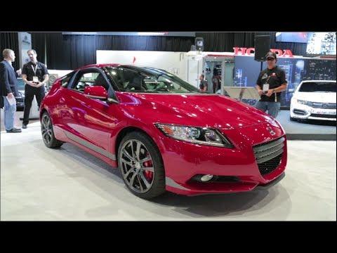 2014 Honda CR-Z HPD Supercharged - 2013 SEMA Show