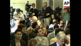 USA: REACTION TO ARREST OF MEXICAN DRUG BARRON GUTIERREZ REBOLLO