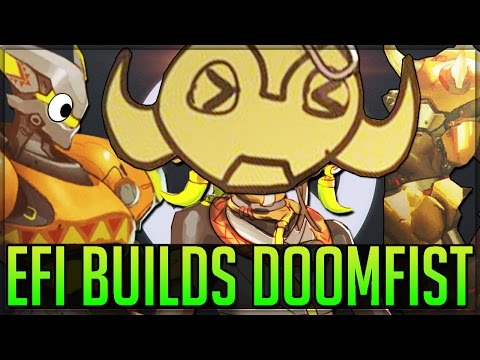 ROBOTIC GRAVITY MANIPULATING DOOMFIST CONFIRMED - Overwatch Theory and Breaking News!