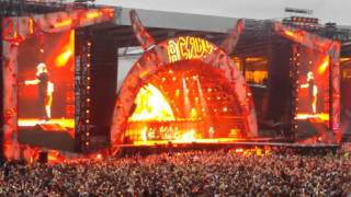 ACDC BONNY & HIGHWAY TO HELL , LIVE AT HAMPDEN PARK GLASGOW 28th JUNE 2015