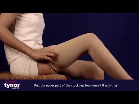 A lábak mélyvénái visszerek