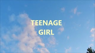 Teenage Girl - Cherry Glazerrn