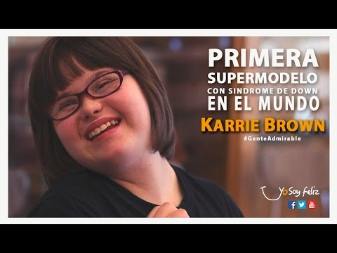 Watch video Gente Admirable - Karrie Brown