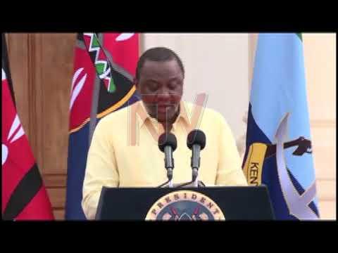 COVID-19 IN KENYA: Uhuru announces 21-day lockdown