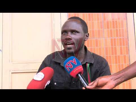 SSENNYIGA OMUKAMBWE: Ttiyagaasi anyoose ku Arua park e Kampala