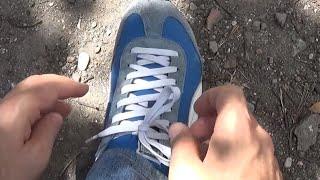 ayakkabı bağcığı nasıl düğümlenir?  osman çakır