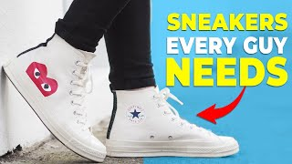 5 Sneakers EVERY GUY Should Own   Alex Costa