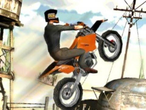 Vídeo do Dirt Bike 3D
