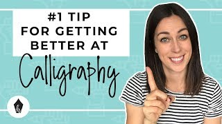 The BEST Way You Can Get Better at Calligraphy– The Calligraphy Basic Strokes