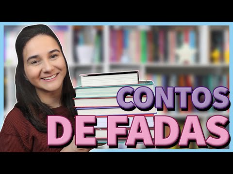 Minha coleção de LIVROS DE CONTOS DE FADAS | Prateleira de Cima
