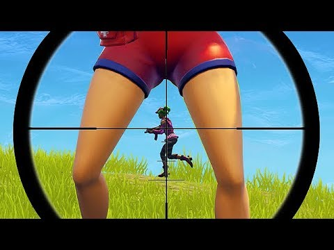 BEST ACCIDENTAL SHOT EVER! - Fortnite Funny Fails and WTF Moments! #