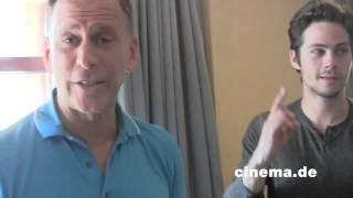 Maze Runner - Die Auserwählten in der Brandwüste // Dylan O'Brien // Interview // CINEMA-Redaktion