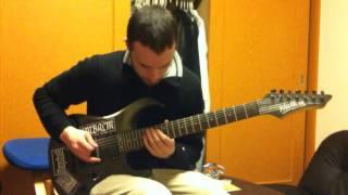 Absu - Manannán (guitar cover)