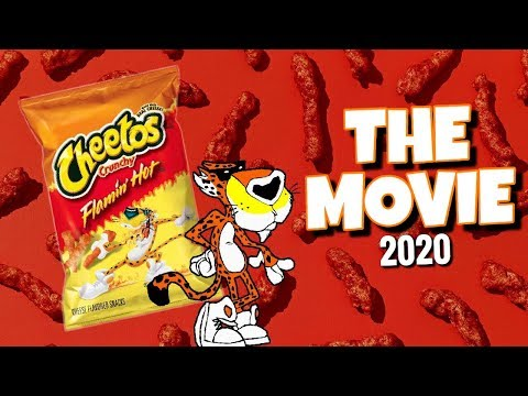 Hot Cheetos Movie Is REAL & It Sounds.. GOOD!!